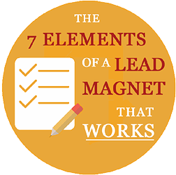 Lead Magnet Elements