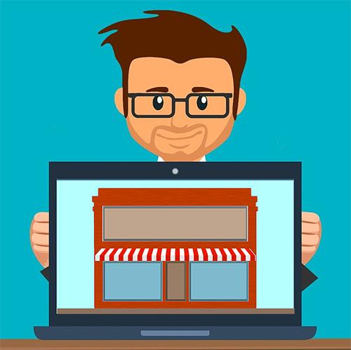 Website Storefront