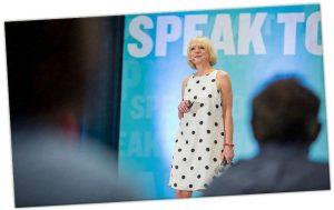 Speaking-Stage