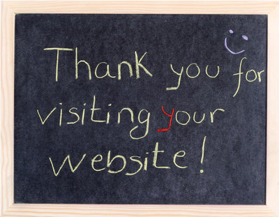 Visited your website lately?